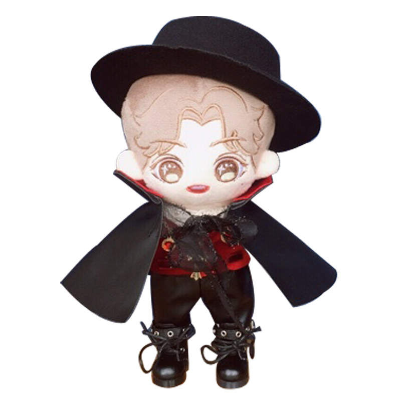 Clothing & Accessories For Plush Stuff 2019 20cm Exo Doll Use Eva Velvet Doll Hat Doll Cap Fluffy Clothing & Accessories For Plush Stuff Got7 Bts Night Lily 1/3 Bjd Stuffed Animals & Plush