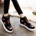 Flat camouflage canvas shoes since help flat han edition joker college students leisure female 2016 sneakers