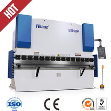 CNC Press Brake CNC Hydraulic Plate Bending Machine Metal Sheet Bender WC67K 160T 3200
