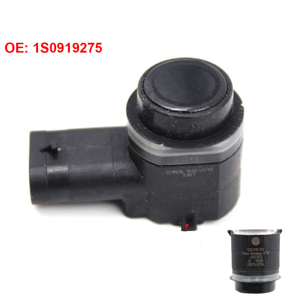 EKIY Car Parking PDC Sensor 1S0919275 3C0919275S for VW Jetta MK5 Golf MK5 6 Passat B6 4H0919275 for Volkswagen Automative