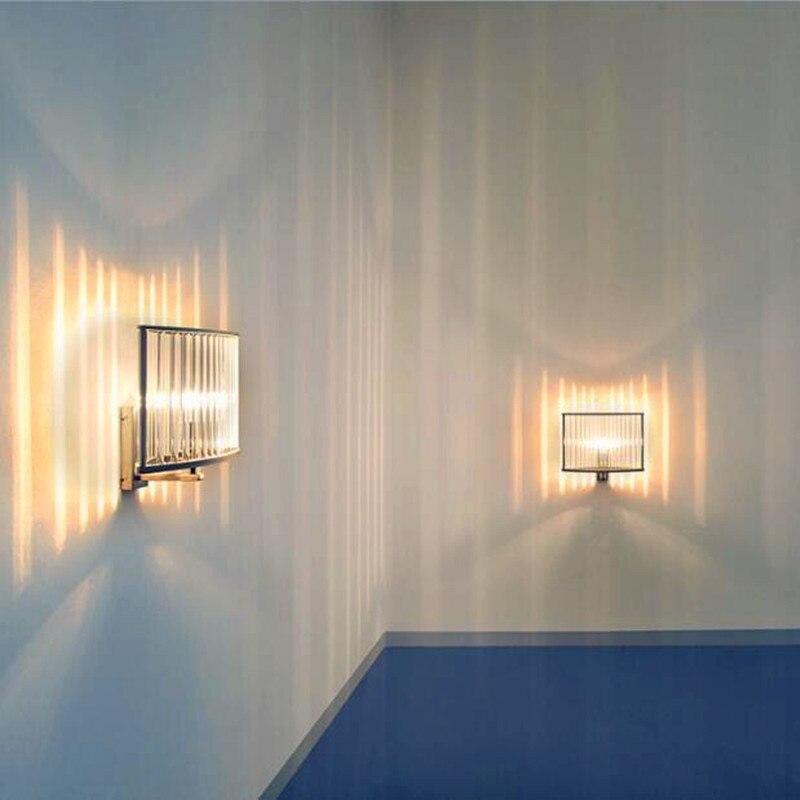 Kreative Moderne Minimalistische Wohnzimmer Schlafzimmer Flur Treppe Hotel Wandleuchte Led NachttischlampeChina Mainland