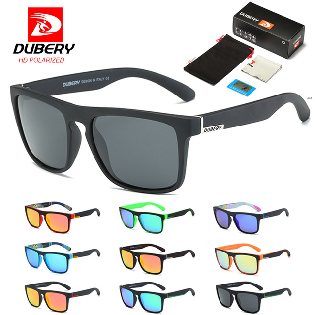 2d1cfb0f8d ... DUBERY Polarized Fashion Sunglasses Men s Driving Shades Male Sun  Glasses For Men Retro Cheap Brand Designer ...