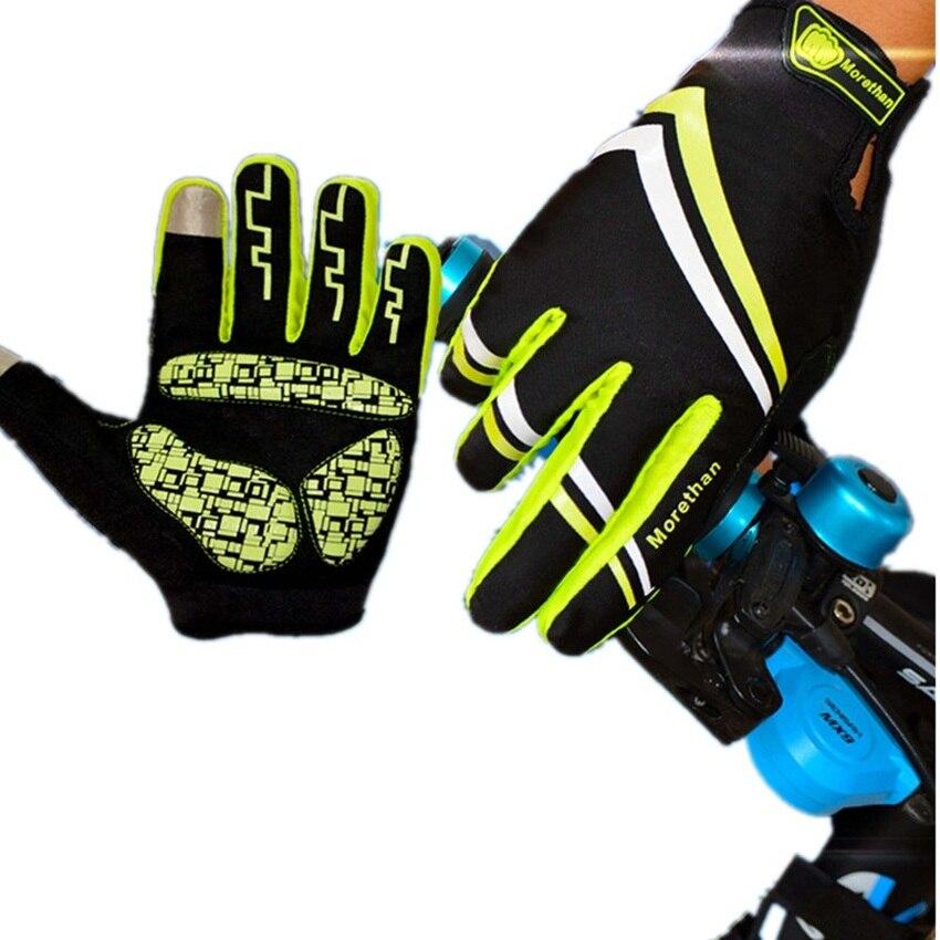 Kraftvoll Shock-proof Gel Winter Sport Handschuhe Touchscreen Frauen Fahrrad Handschuhe Für Fahrrad Radfahren Mtb Handschuh Voll Finger Mann Taktische Fäustlinge Mit Dem Besten Service