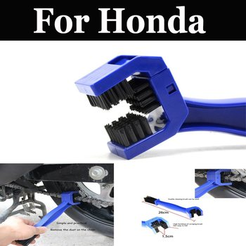Bike Motorcycle Chain Maintenance Cleaning Brush Cycle Brake For Honda Cg 125 Cmx 250 450c Cn 250 Crf 250x 450x Crm 250ar 250r image