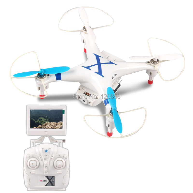 Amazing Cheerson CX-30S RC Drone with 720P HD WIFI camera 5.8G FPV RC quadcopter helicopter toy Gift for boy VS X5SW X800 h36 cheerson cx 10wd cx10wd rc drone wifi hd camera video fpv remote control toys uadcopter helicopter aircraft plane children gift