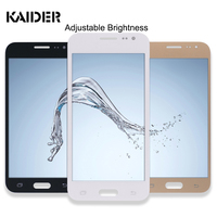 Adjustable Brightness LCD Display Touch Screen For Samsung Galaxy J2 J200F J200H J200 Phone Digitizer Assembly