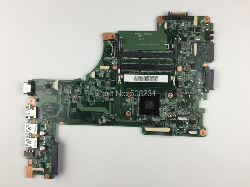 Free shipping A000296440 DA0BLMMB6E0 for Toshiba Satellite L50 L50D L50D-B motherboard , All functions fully Tested !!! laser head sf bd412 v bdp3100