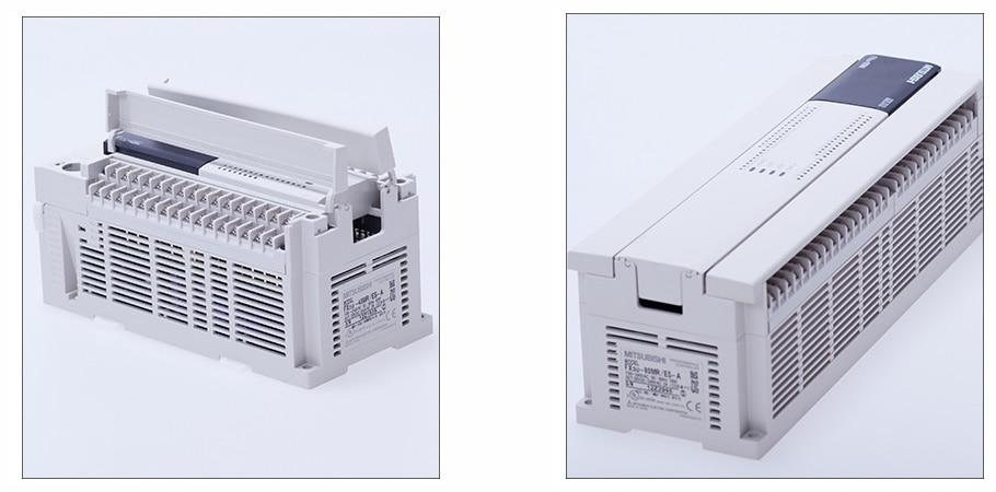 FX3U 64MT ES A FX3U 64MT PLC PLC Controller New Original 100 Fast Shipping HAVE IN
