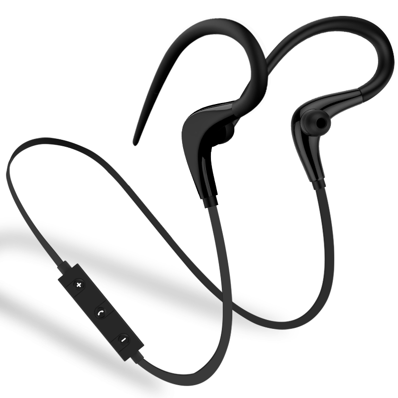 E55 Wireless bluetooth headphones for sport Stereo Earbuds Noise Reduction Earpiece With Mic Wireless Bluetooth 4.1 dental endodontic root canal endo motor wireless reciprocating 16 1 reduction