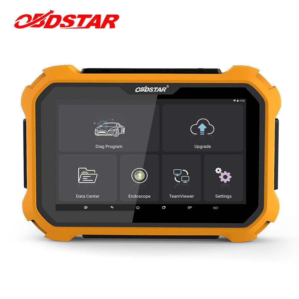OBDSTAR X300 DP плюс Auto Key Программист Pin-код OBD2 инструмент диагностики EEPROM/адаптер PIC иммобилайзер пробег Регулировка Инструмент