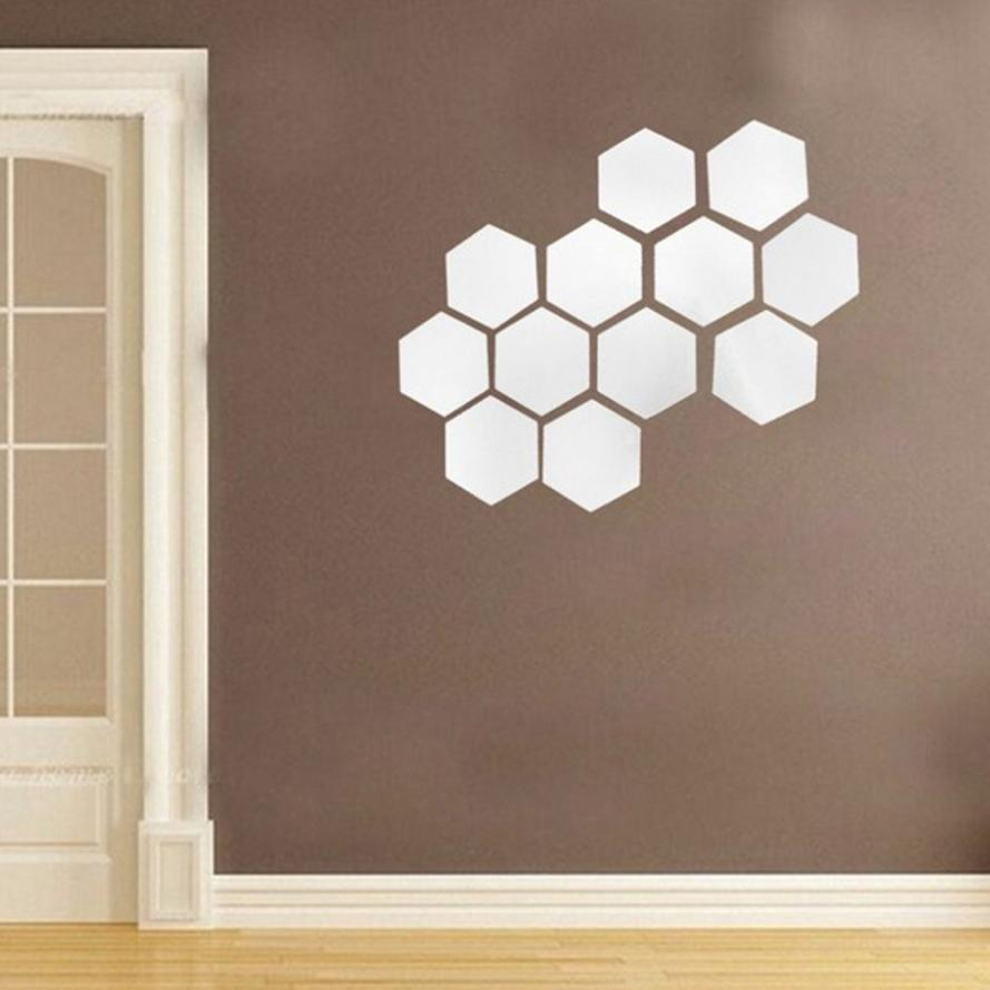 3d wall mirrors image collections home wall decoration ideas 3d wall mirror gallery home wall decoration ideas alluring 60 hexagon wall mirror design ideas of amipublicfo Images