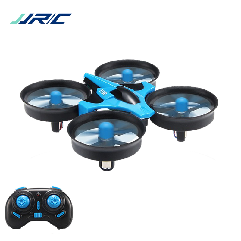 Newest Mini Drone JJRC H36 RC Micro Quadcopters 2.4G 6 Axis With Headless Mode One Key Return Helicopter Vs H8 Dron Best Toys image