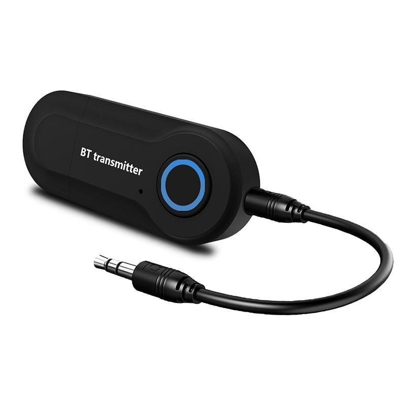 GT09 Bluetooth 4,0 transmisor de Audio inalámbrico adaptador de Audio estéreo música transmisor para PC TV MP3 reproductor de DVD r20