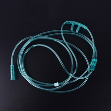 1PCS Disposable And Durable Adult Flexible Tip Soft Nasal Oxygen Cannulas/Hose/Tube High Quality