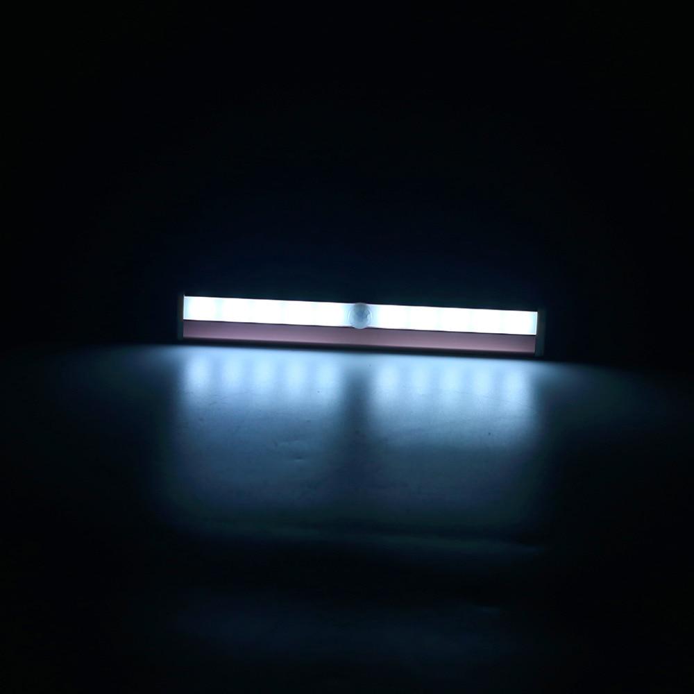 Intelligent Infrared LED Human Body Induction Lamp Corridor Cabinets Lantern Festival Night Light Wireless Sensor Lamp