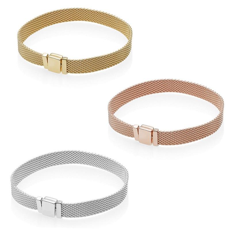 Bracelet à chaîne en argent pour femme ...