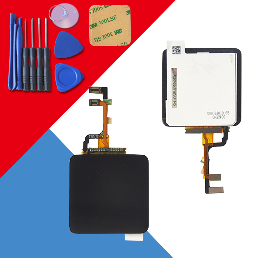 Sinbeda 100% Test LCD Pantalla For IPod Nano 6 6th 6G LCD Display Touch Screen Digitizer Assembly Replacement + Adhesive 240*376