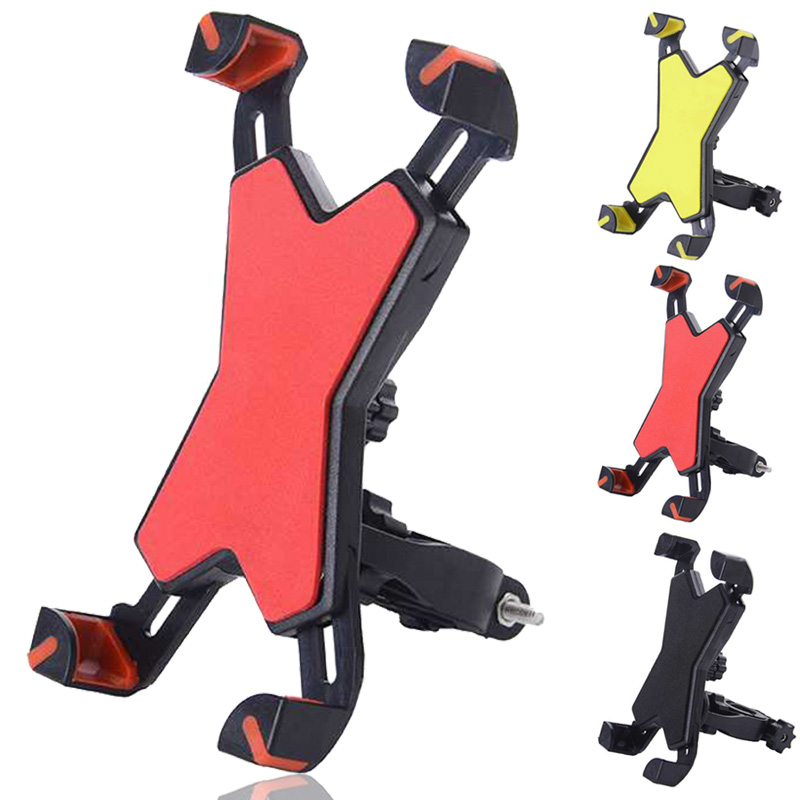 360 Rotating Rotation Bicycle Phone Holder Upgraded MTB Bike Holder Support Stand Adjustable Phone B2Cshop