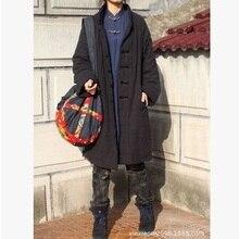 Высокое качество новой продукции на рынке в осень/зима день 2015, оригинальный дизайн хлопок свободные большие ярдов женщин хлопка