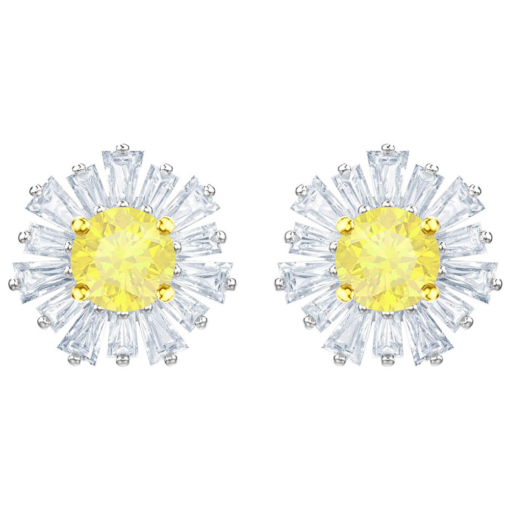 SWA RO 2019 New SUNSHINE Pierced Earrings Women Shine Sunshine Rays Crystals Choose Anniversary Jewelry Gifts for Lovers 5459591SWA RO 2019 New SUNSHINE Pierced Earrings Women Shine Sunshine Rays Crystals Choose Anniversary Jewelry Gifts for Lovers 5459591