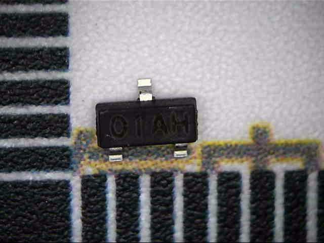IRLML6402TRPBF SOT23 FET MOSFET P -type MICRO3 - A71276