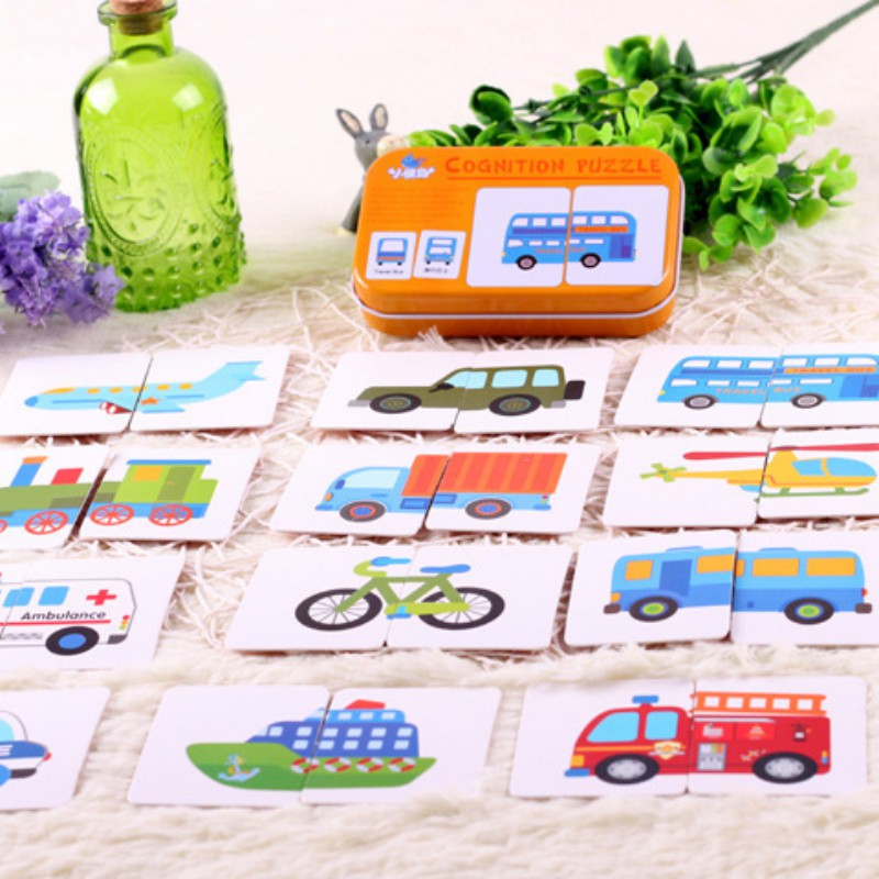 Hot Sale Baby New Cognitive Learning English Word Card ...