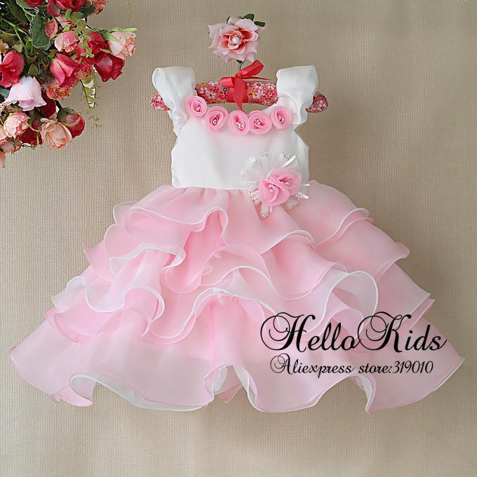 Party Dresses Pink