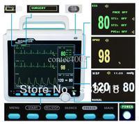 CMS 6000B 8.4 Portable ICU CCU Healthcare With CE Approved w ECG, NIBP, SPO2, PR, Resp, ETCO2 Temp Patient Monitor