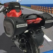 Мотоциклетные сумки для багажника мотоцикла, сумки для шлема, сумки для гонок, уличные Водонепроницаемые многофункциональные сумки, Боковая Сумка