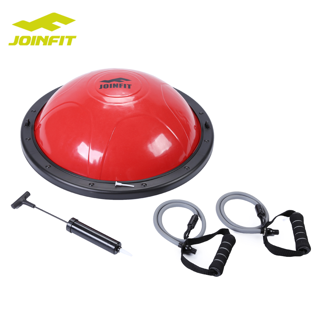 Balance Ball/Fitness Training Balance Trainer Ball / Resistance Bands & Pump Exercise Workout Kit rip trainer high quality resistance bands crossfit fitness exercise equipment gym rip trainer basic kit stick fitness rope