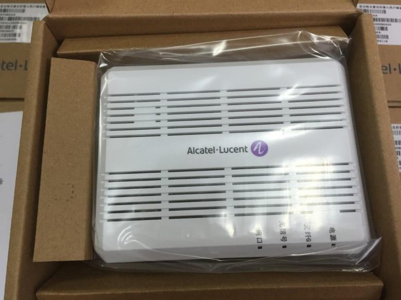 imágenes para Alcatel Lucent GPON onu I-010G