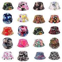 Унисекс Harajuku Панама для рыбалки, уличная Панама, хип-хоп кепка, женские летние плоские рыбацкие шляпы, летние солнцезащитные кепки