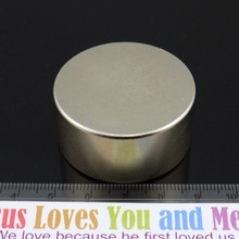 2pcs Strong Rare Earth strong Neodymium Magnets N50 Dia 40x40x20mm wholesale