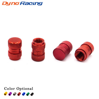 4Pcs/set Universal Auto Bicycle Car Tire Valve Caps Tyre Wheel Hexagonal Ventile Air Stems Cover Airtight Rims image