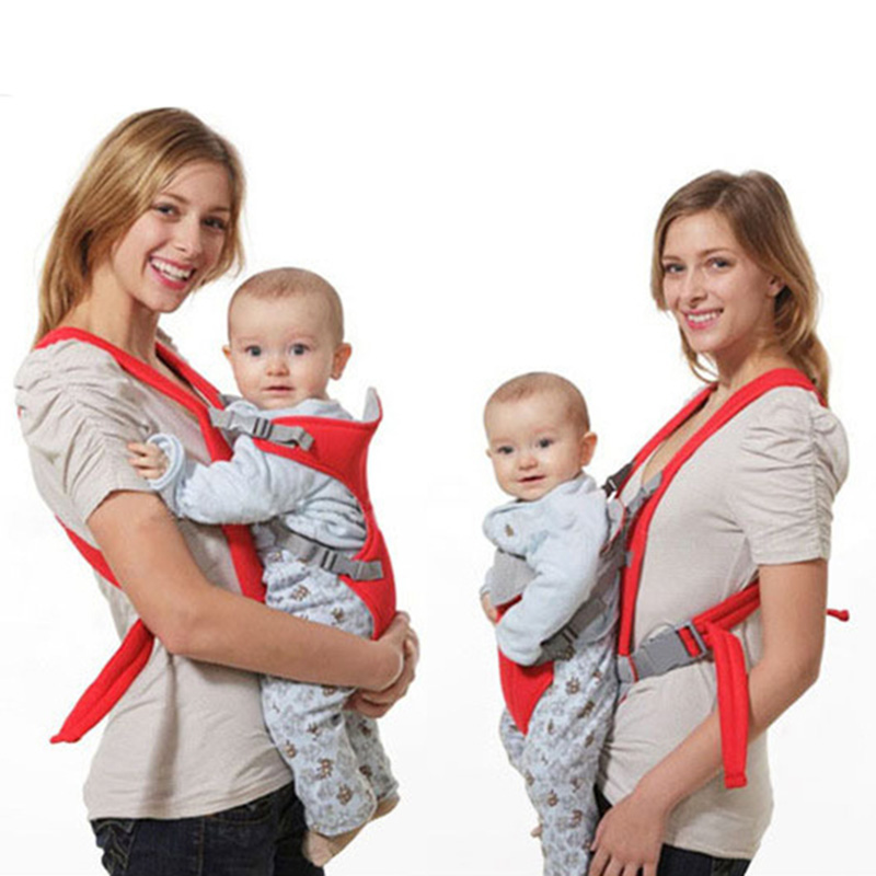 1Pcs Multi-functional 3-24month Infant Sling Baby Carrier Backpack Kangaroos For Kids Bag Mochila Porta Bebes As Baby Care