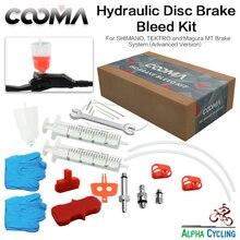 цены EZ's Hydraulic Brake BLEED KIT For Shimano, TEKTRO and Magura MT Seires Brake System, Mineral Oil Brake