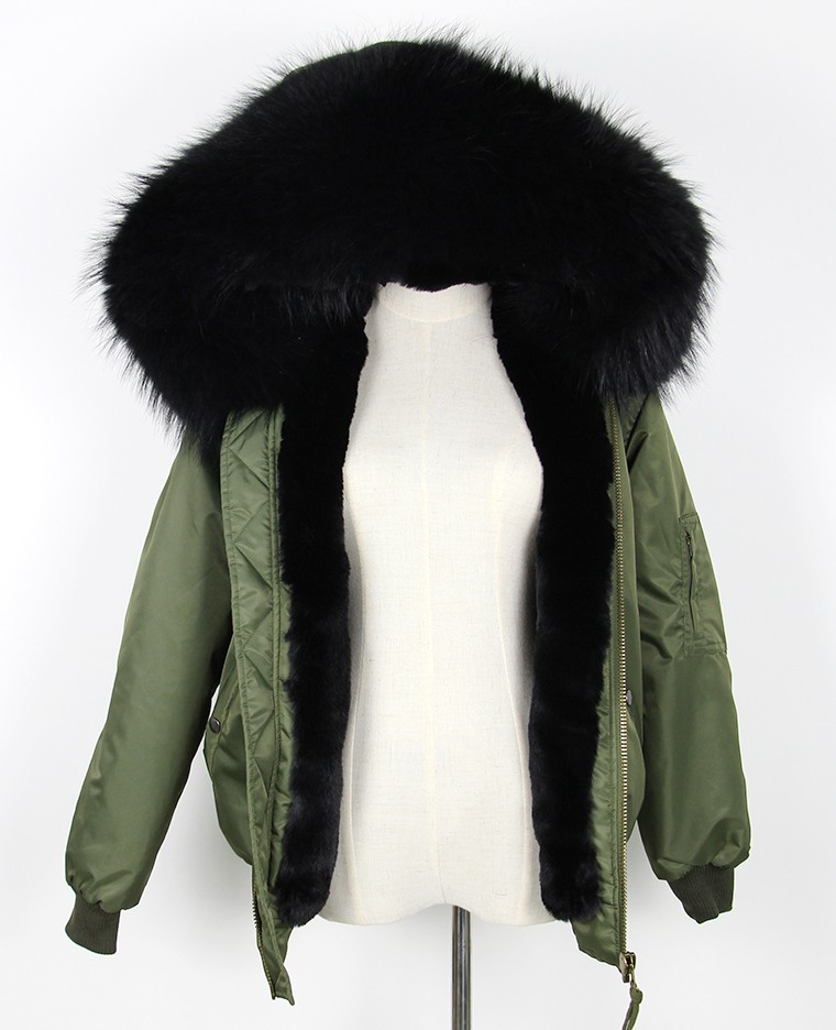 thick OFTBUY warm fur 4