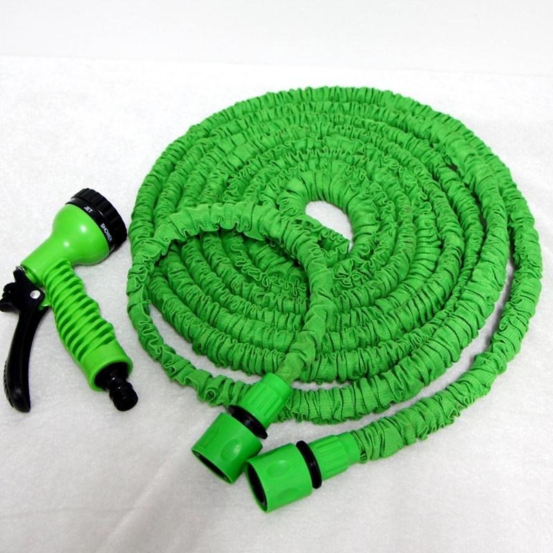 100 FT Flexible Garden Hose Expandable Watering Hose For Irrigation Soft  Garden Hose Stretch Hose Weapon With Spray Guns In Garden Hoses U0026 Reels  From Home ...
