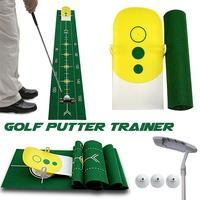 Golf Swing Straight Practice Golf Putting Training Aid Swing Trainer Golf Accessories