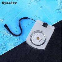 Eyeskey 다기능 생존 전문 나침반 방수 alitemeter 생존 나침반 높이 측정 뜨거운 판매