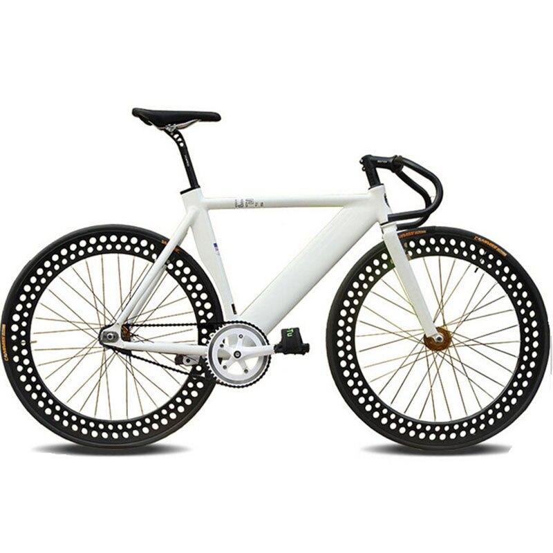 70 Cuadro de La Bicicleta Fixie Artes Fijos llanta 700C DIY Muscular ...