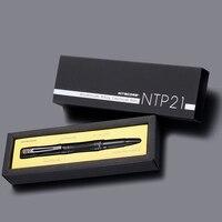 Free Shipping Nitecore NTP21 Glass Breaker Tungsten Steel + Aluminum Alloy Tactical Pen Multifunctional Self Defense Tools Black