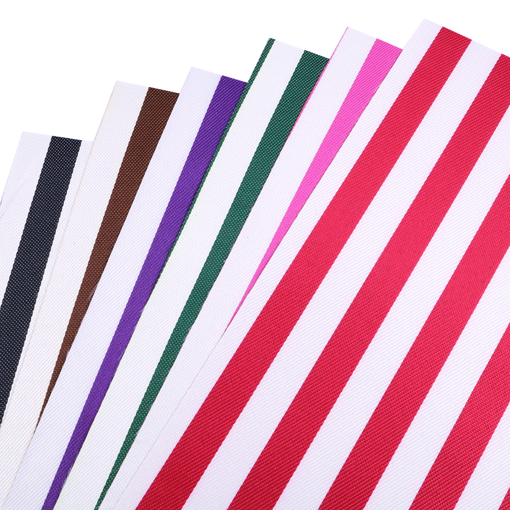 David Accessories 20*34cm Stripes Faux Artificial Synthetic Leather Fabric Hair Bow Diy Decoration Crafts 1piece,1Yc4102