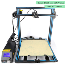 3D-принтеры DIY CR-10s 4S большой Размеры с лазерной Dual Род. нити мониторинга сигнализации. продолжение принтом сбой питания creality 3D