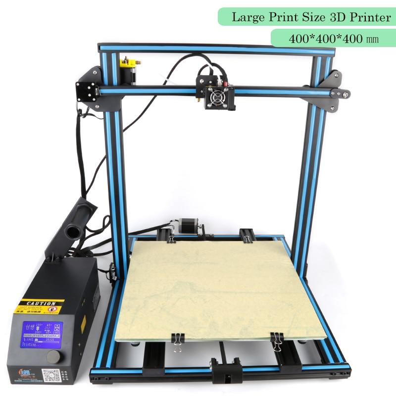 CR-10 4S 3D Printer DIY KIT Large Size n Laser,Dual Rod.Filament Monitoring Alarm.Continuation Print of power fail Creality 3D