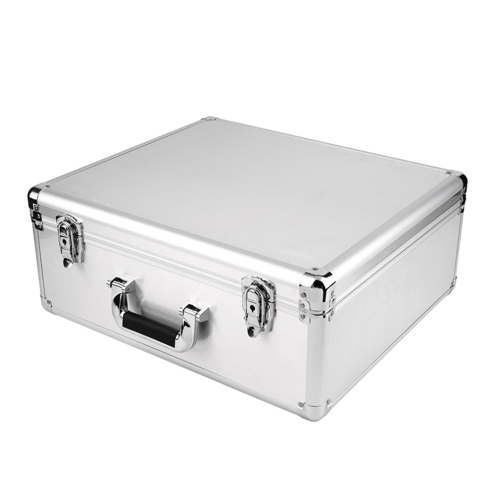 1pcs RC Toy Aluminum Box Fashion Drone Professional Suitcase Hard Case for Parrot Bebop Drone 3.0 Wholesale