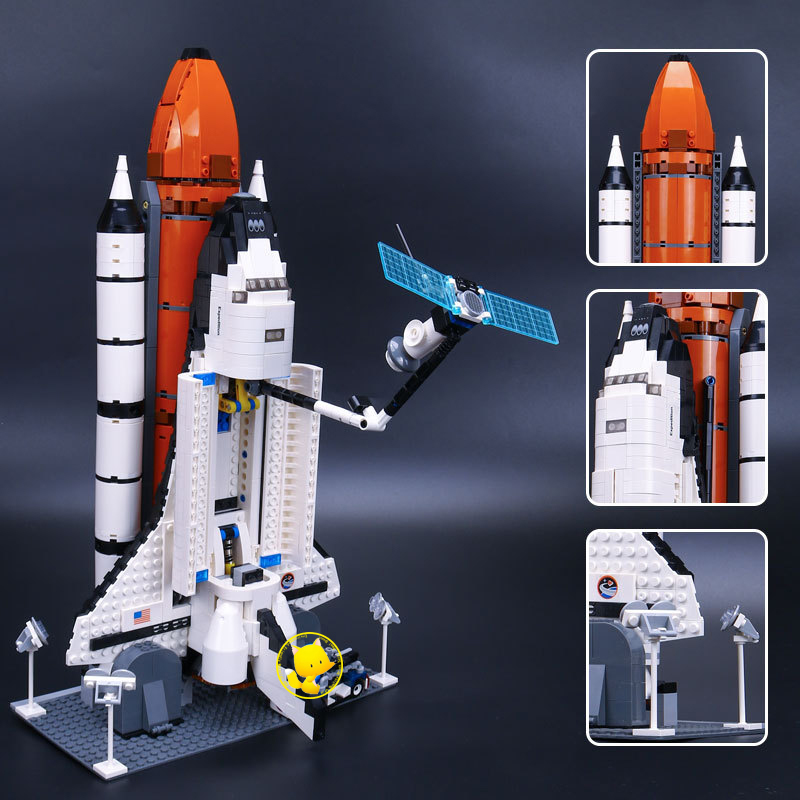NEW Creator Space Shuttle 10213 Instruction DHL Fast Shipping