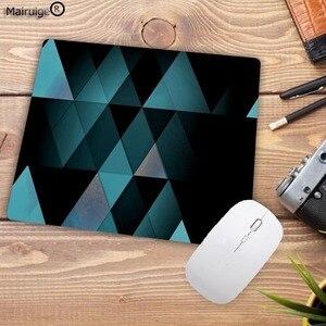 Image 5 - Mairuigeビッグプロモーション幾何快適小さな速度マウスマットゲーム格安マウスパッド 180 × 220 × 2 ミリメートルスモールマウスパッド
