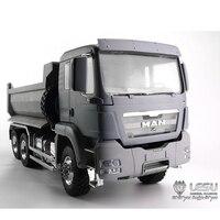 1/14 грузовик MAN (TGS) полный привод 6X6 гидравлический U ведро самосвал высокий крутящий момент Электрический модель LS 20130018 RCLESU Tamiya грузовик