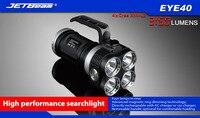 Free Shipping 2014 Original JETBEAM EYE40 4xCree XM L2 LED 3150 Lumens Flashlight Daily Torch Compatible